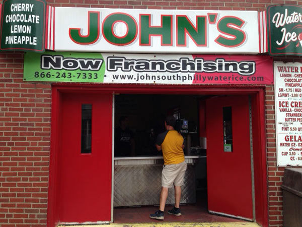 "<div class=""meta image-caption""><div class=""origin-logo origin-image none""><span>none</span></div><span class=""caption-text"">John's Water Ice in South Philadelphia has kept it in the family for 70 years. (WPVI Photo)</span></div>"