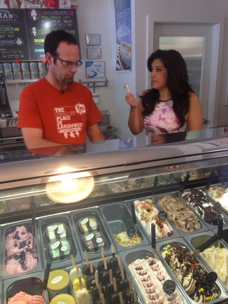 "<div class=""meta image-caption""><div class=""origin-logo origin-image none""><span>none</span></div><span class=""caption-text"">Alicia Vitarelli samples the flavors at The Icery in Lansdowne.</span></div>"
