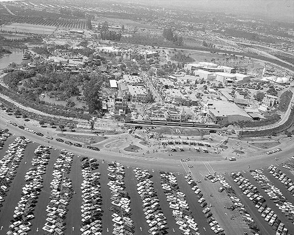 "<div class=""meta image-caption""><div class=""origin-logo origin-image none""><span>none</span></div><span class=""caption-text"">This aerial view shows Disneyland as 22,000 invited guests attend opening day festivities of the amusement park in Anaheim, Calif., on July 17, 1955. (Photo/AP)</span></div>"