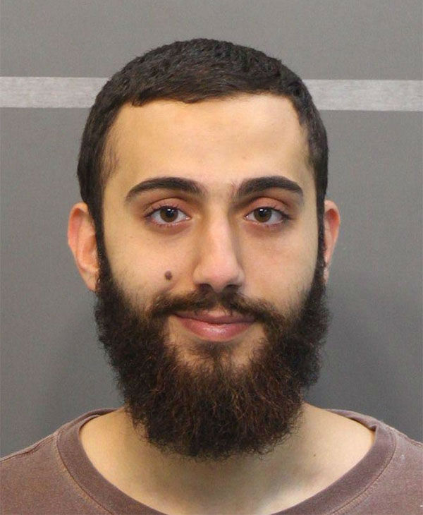 """<div class=""""meta image-caption""""><div class=""""origin-logo origin-image none""""><span>none</span></div><span class=""""caption-text"""">A police photo of shooting suspect Mohammad Youssduf Adbulazeer following an arrest for suspected DUI on April 20, 2015. (ABC News)</span></div>"""