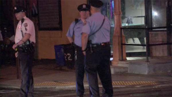 2 men hospitalized after North Philadelphia shooting