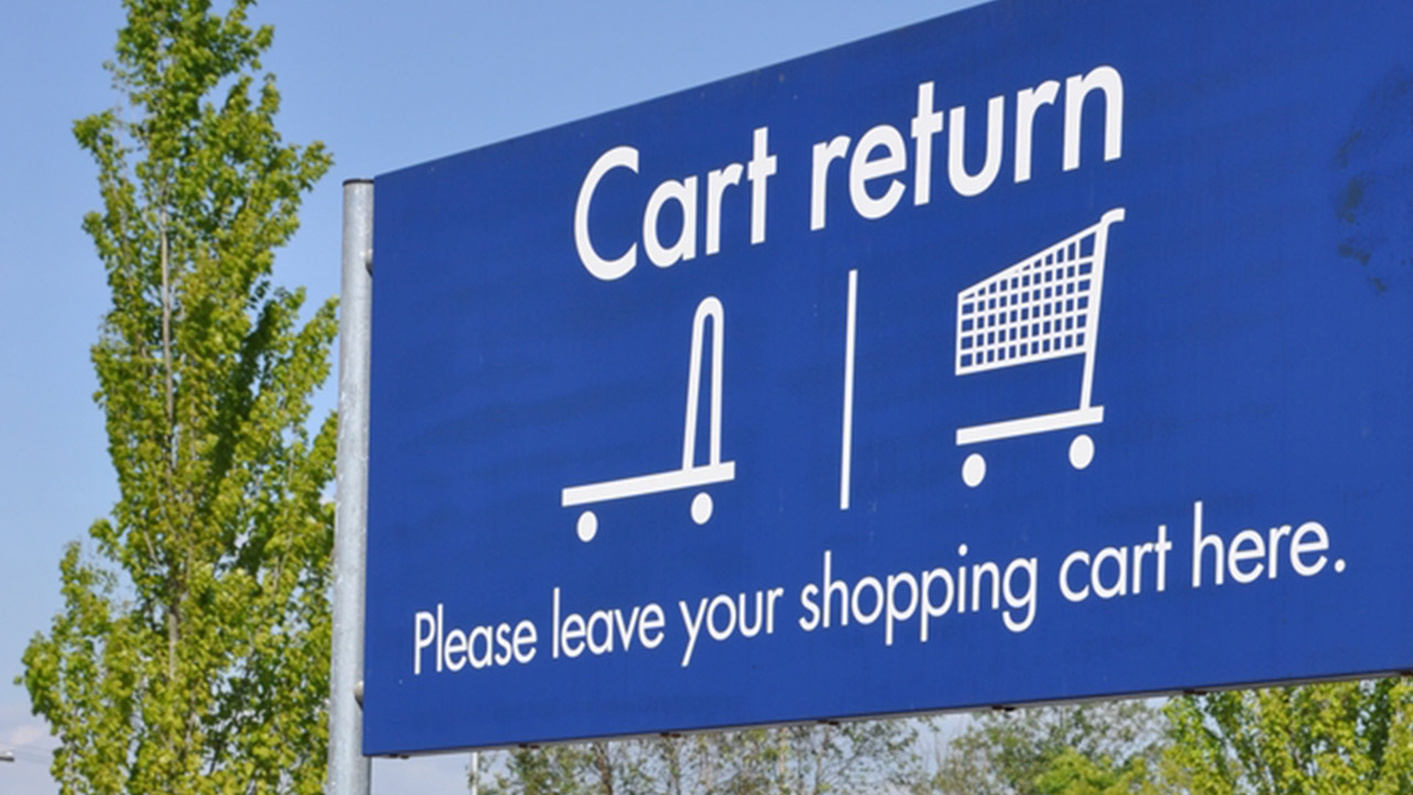 Cart return