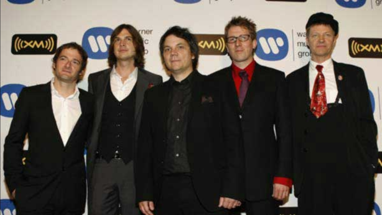 Chicago-based alternative rock band, Wilco.