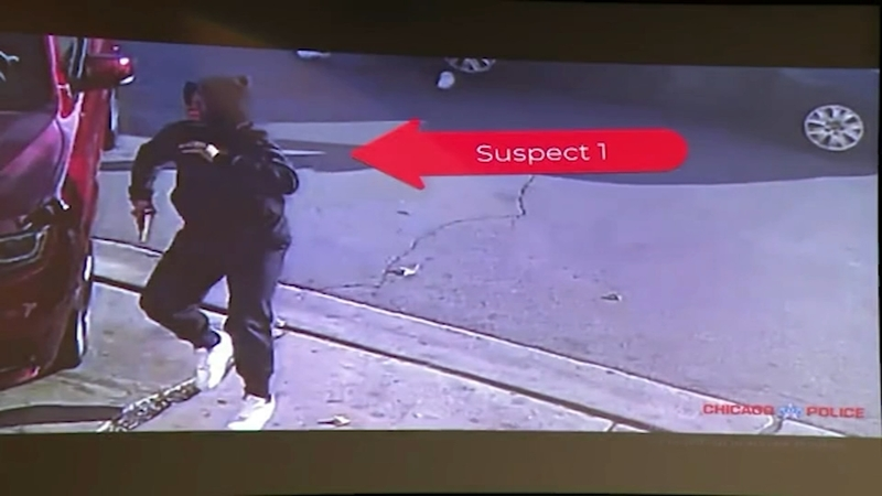 Chicago Shooting Video Cpd Release Surveillance Video Of Attempted Carjacking Shootout That Killed Retired Chicago Firefighter Dwain Williams Abc7 Chicago