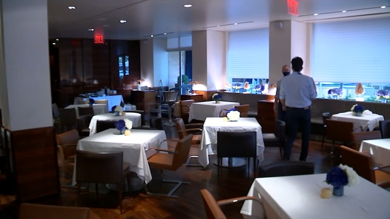 COVID NYC Update: Indoor dining to shut down again in NYC Monday - ABC7 New  York