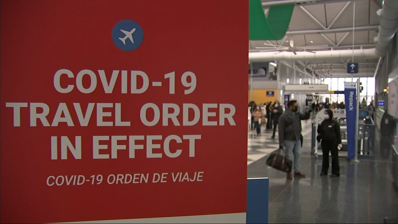 Covid Testing Coming To Chicago O Hare And Midway Airports Abc7 Chicago