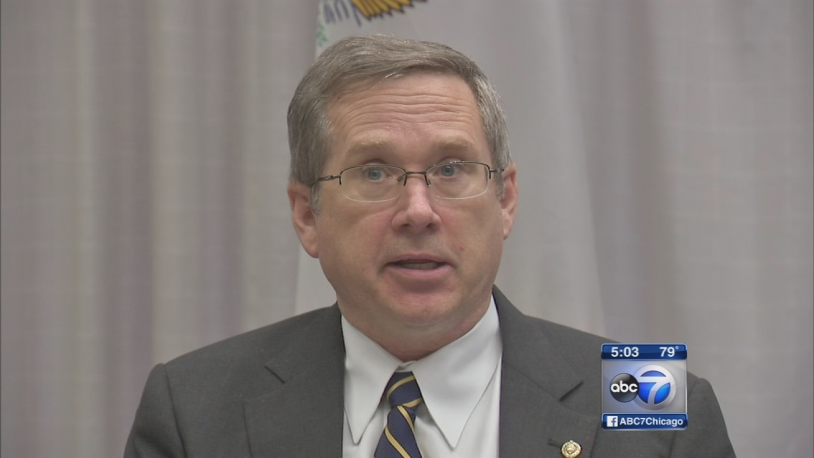 Kirk wants head of Hines VA to resign - ABC7 Chicago
