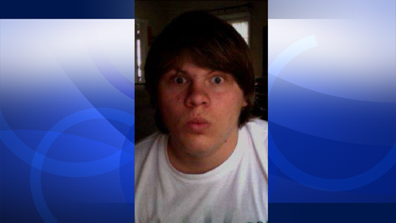 Jonathan Taylor Clark, 19, is shown in this undated file photo.
