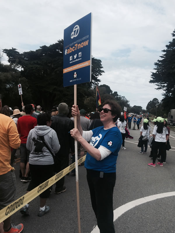 "<div class=""meta image-caption""><div class=""origin-logo origin-image none""><span>none</span></div><span class=""caption-text"">The ABC7 News team is at AIDS Walk San Francisco in Golden Gate Park on Sunday, July 19, 2015. (KGO-TV)</span></div>"