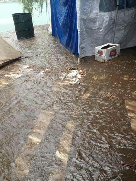 "<div class=""meta image-caption""><div class=""origin-logo origin-image none""><span>none</span></div><span class=""caption-text"">ABC7 viewer Irene B shared this photo of a flooded camp site in Lytle Creek on Sunday, July 19, 2015. (KABC Photo)</span></div>"