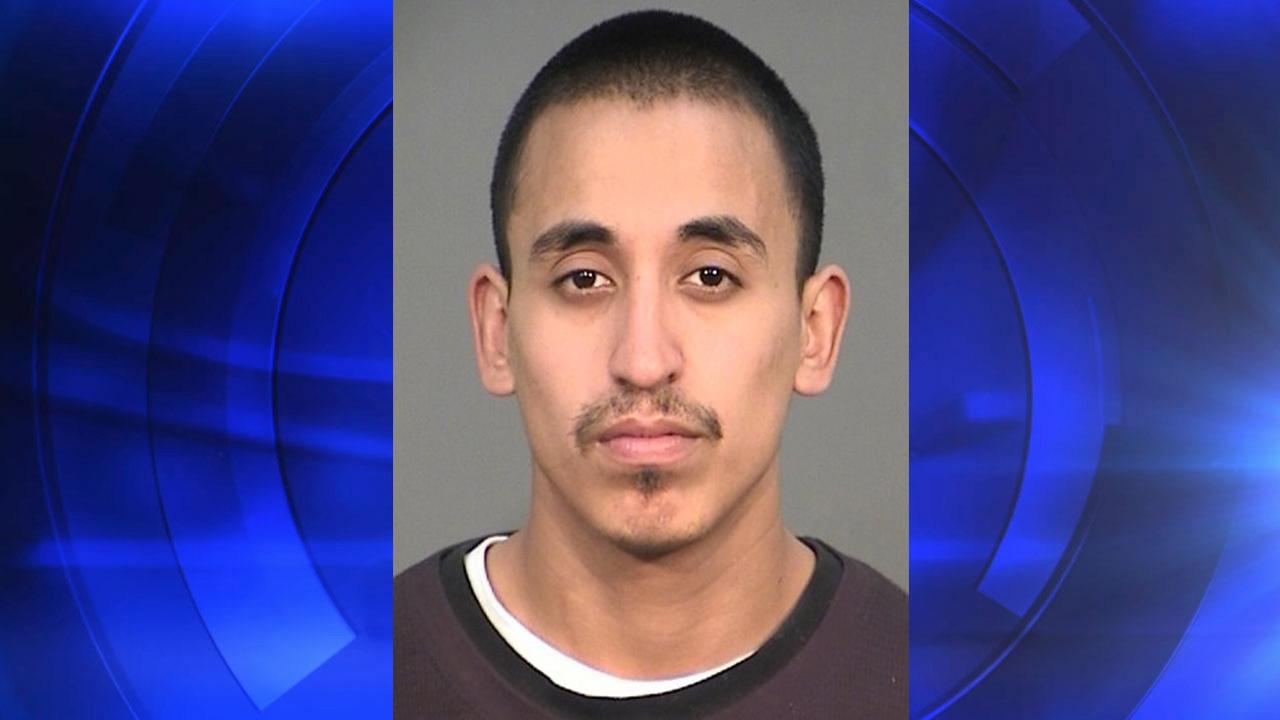 Convicted murderer Eloy Romero Jr.