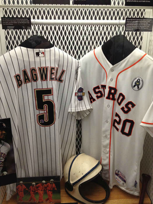 """<div class=""""meta image-caption""""><div class=""""origin-logo origin-image none""""><span>none</span></div><span class=""""caption-text"""">Photos from the National Baseball Hall of Fame and Museum in New York (KTRK/Greg Bailey)</span></div>"""