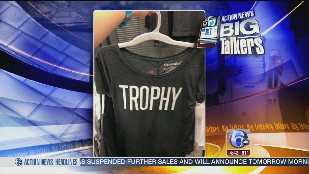 VIDEO: Target trophy t-shirt