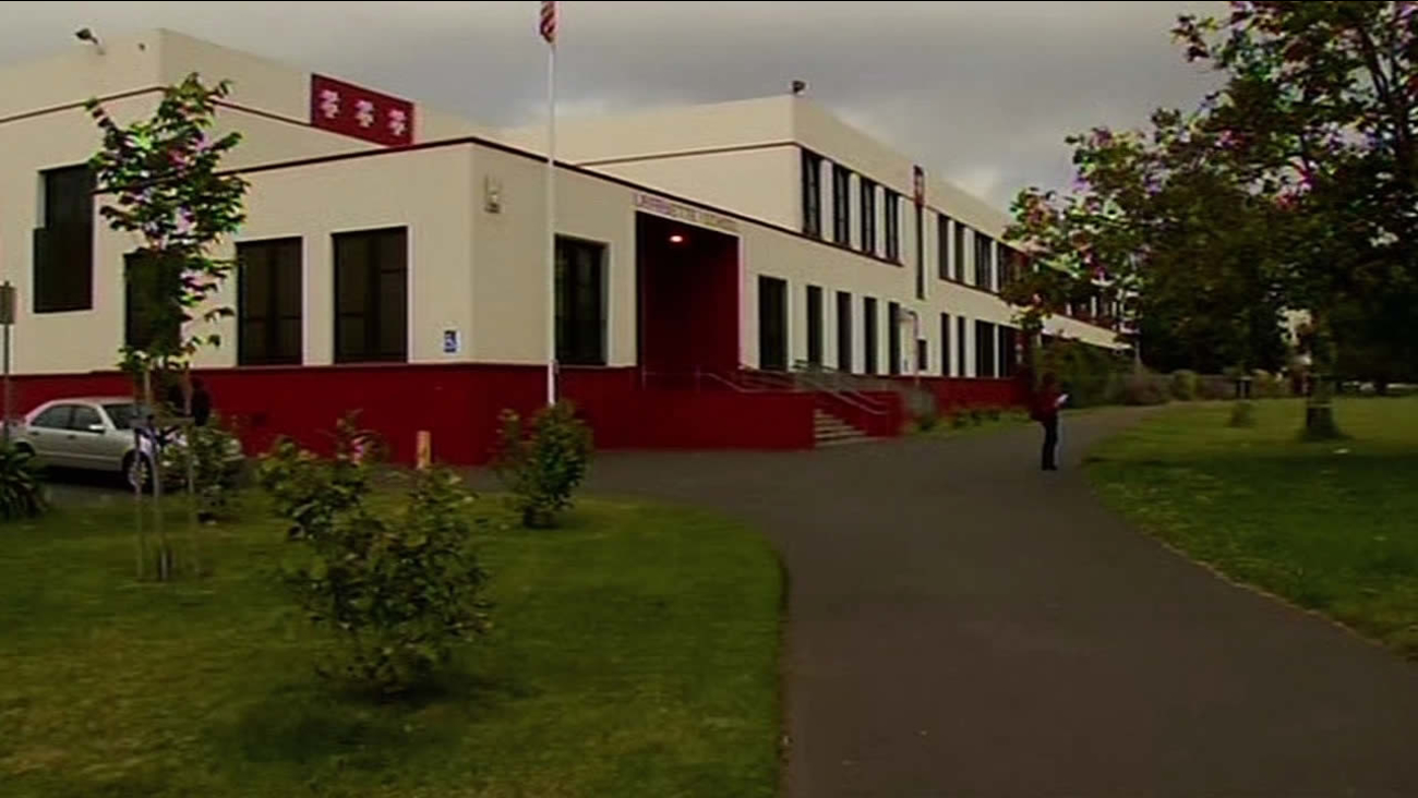 Lafayette Elementary School in Oakland