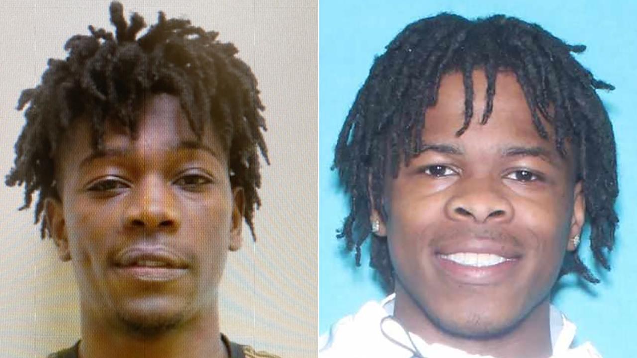 两名犯罪嫌疑人