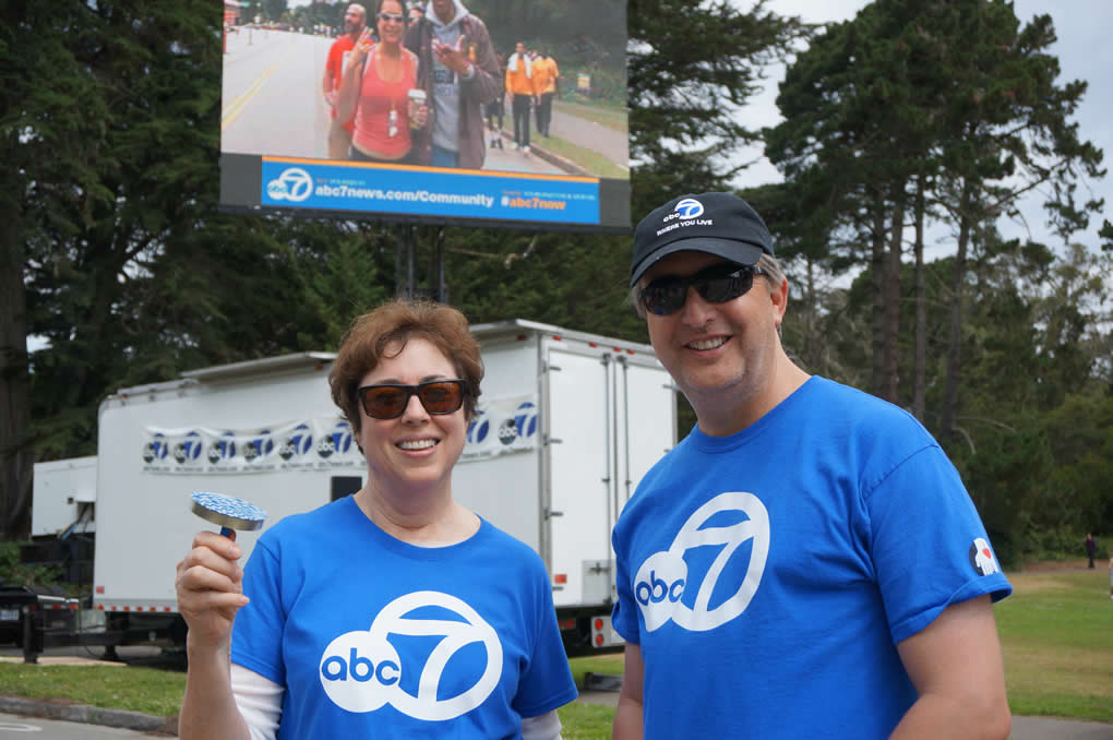 """<div class=""""meta image-caption""""><div class=""""origin-logo origin-image none""""><span>none</span></div><span class=""""caption-text"""">ABC7 is proud to support AIDS Walk San Francisco for the 28th year in a row. The event took place in Golden Gate Park on Sunday, July 19, 2015. (KGO-TV)</span></div>"""