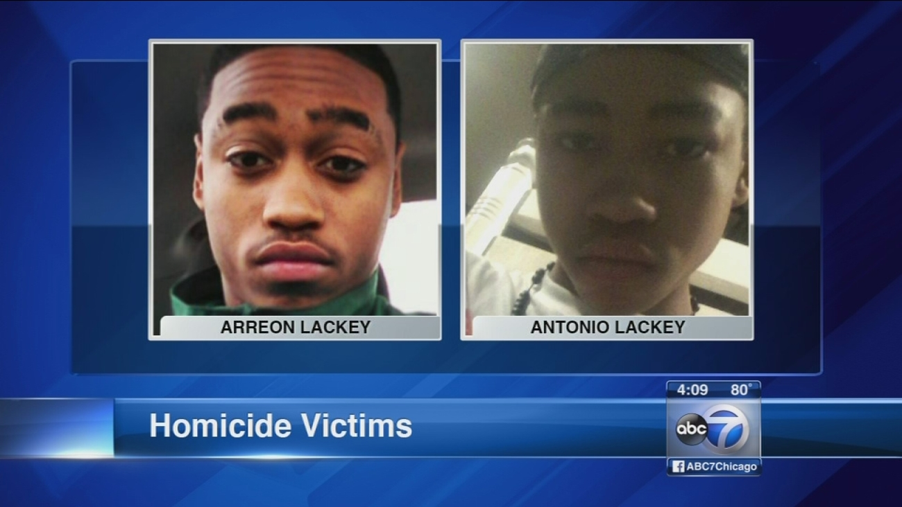 Bodies of 2 Gary teen brothers found