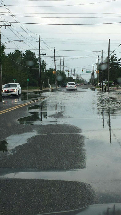 """<div class=""""meta image-caption""""><div class=""""origin-logo origin-image none""""><span>none</span></div><span class=""""caption-text"""">Stacy from Avalon sent in this photo of Ocean Drive and 41st Street. (WPVI Photo)</span></div>"""