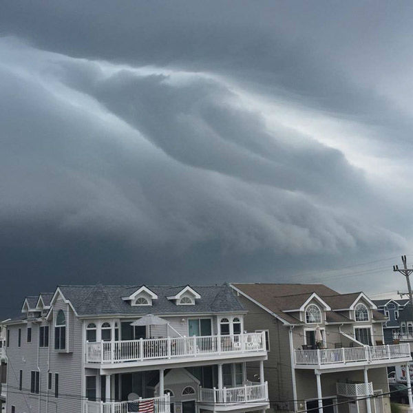 "<div class=""meta image-caption""><div class=""origin-logo origin-image none""><span>none</span></div><span class=""caption-text"">Action News viewer photo of storm clouds rolling in from Cape May through Sea Isle City. (WPVI Photo)</span></div>"