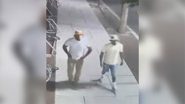 Suspects wanted in Southwest double shooting