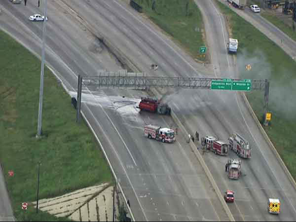 "<div class=""meta image-caption""><div class=""origin-logo origin-image none""><span>none</span></div><span class=""caption-text"">A fiery accident has shut down the North Loop 610 at Wayside. (Photo/KTRK)</span></div>"