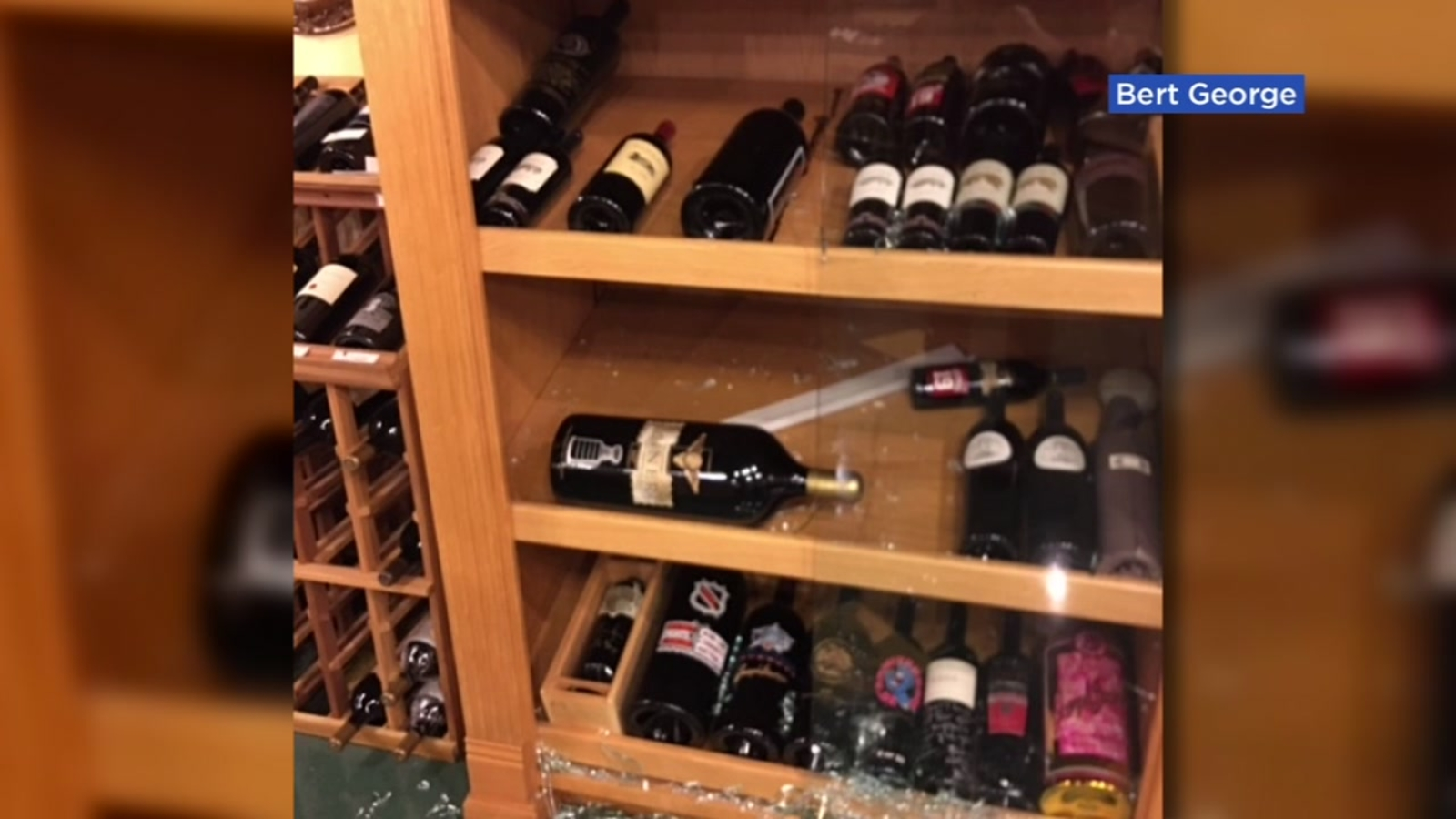 'It's so rare': Bottles of Cabernet Sauvignon stolen from high-end wine shop in South Bay