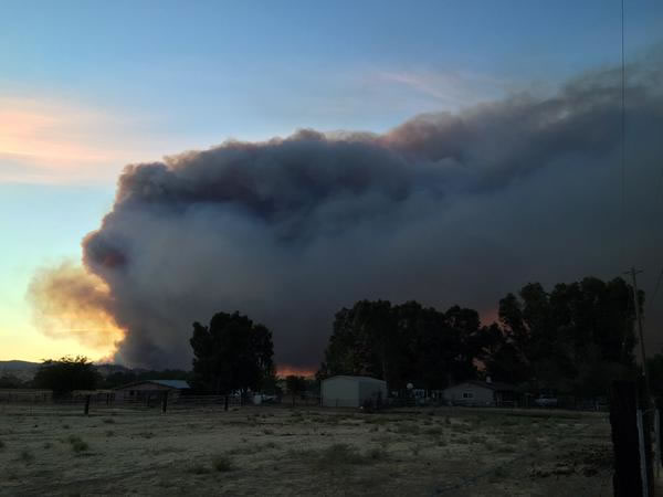 "<div class=""meta image-caption""><div class=""origin-logo origin-image none""><span>none</span></div><span class=""caption-text"">A viewer snapped this image from Vacaville of a large fire burning south of Lake Berryessa, July 22, 2015. (@Sunkissd82/Twitter)</span></div>"