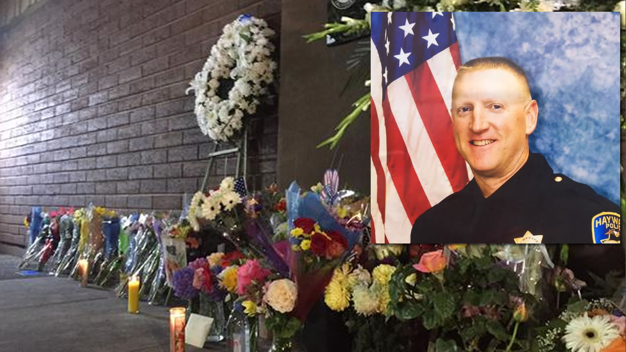 Arrest made in fatal shooting of Hayward police sergeant
