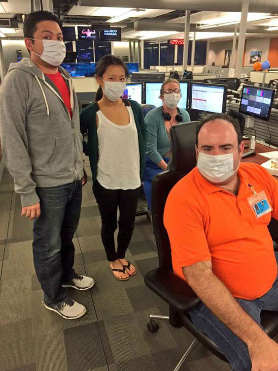 """<div class=""""meta image-caption""""><div class=""""origin-logo origin-image none""""><span>none</span></div><span class=""""caption-text"""">This is how the morning show producers greeted a sick coworker (KTRK Photo)</span></div>"""