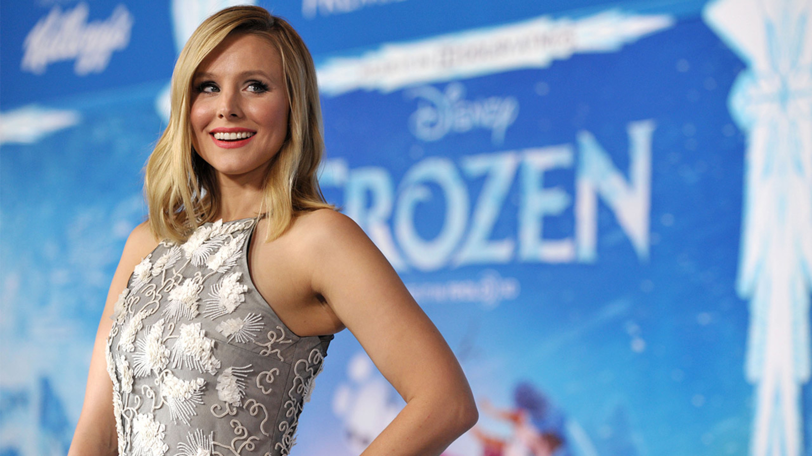 Kristen Bell Leaves Voicemail As Anna From Frozen For Girl With