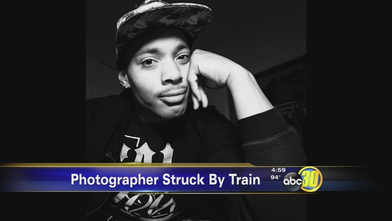 Photographer Hit Killed By Train During Photo Shoot In Downtown
