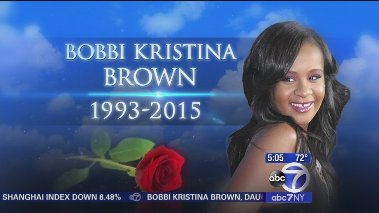 Tributes pour in for Bobbi Kristina Brown
