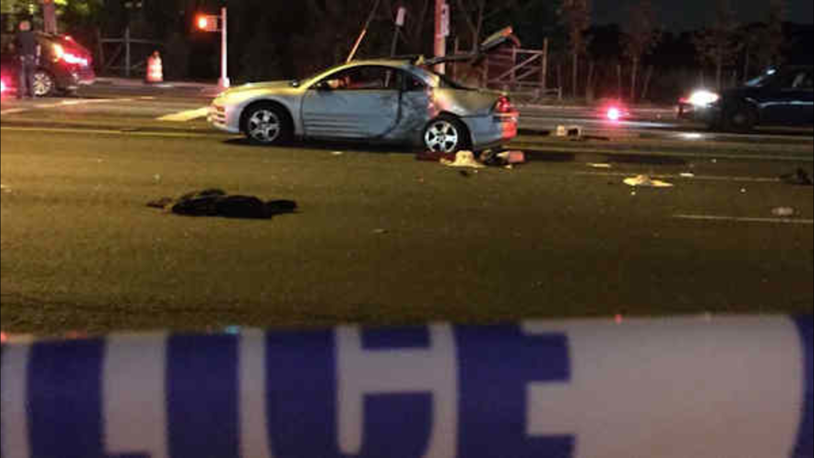 Richmond Hill Mitsubishi >> Young woman killed, another critically injured in Staten Island car crash | abc7ny.com