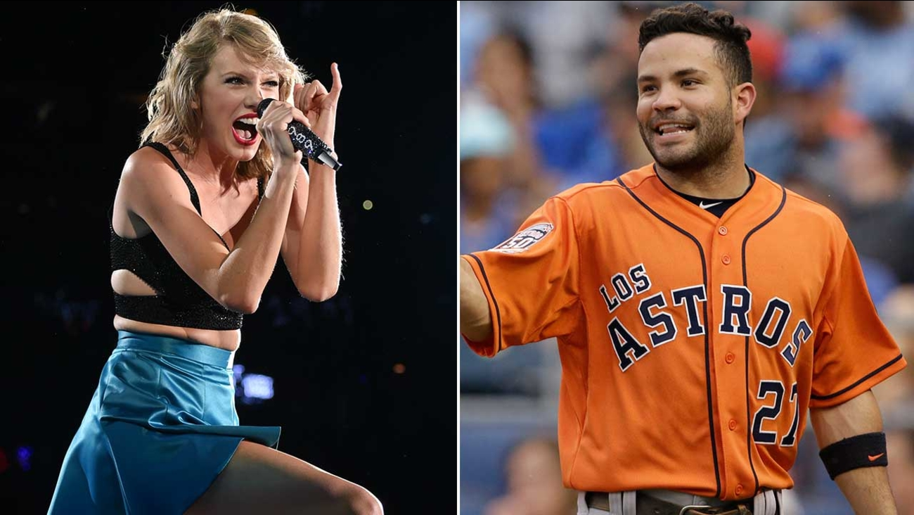 Taylor Swift Houston Astros
