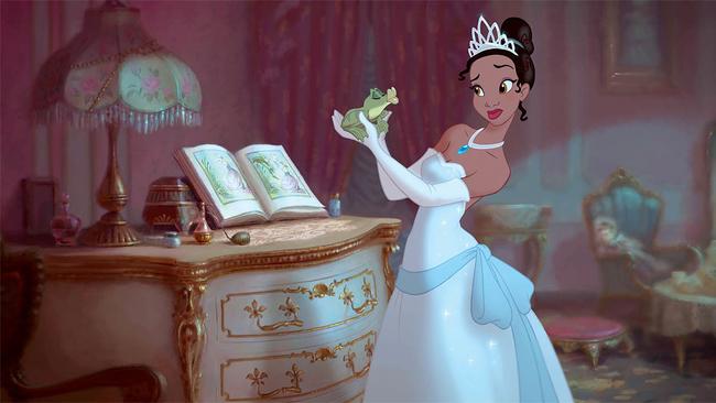 Bildergebnis für Princess kissing frog