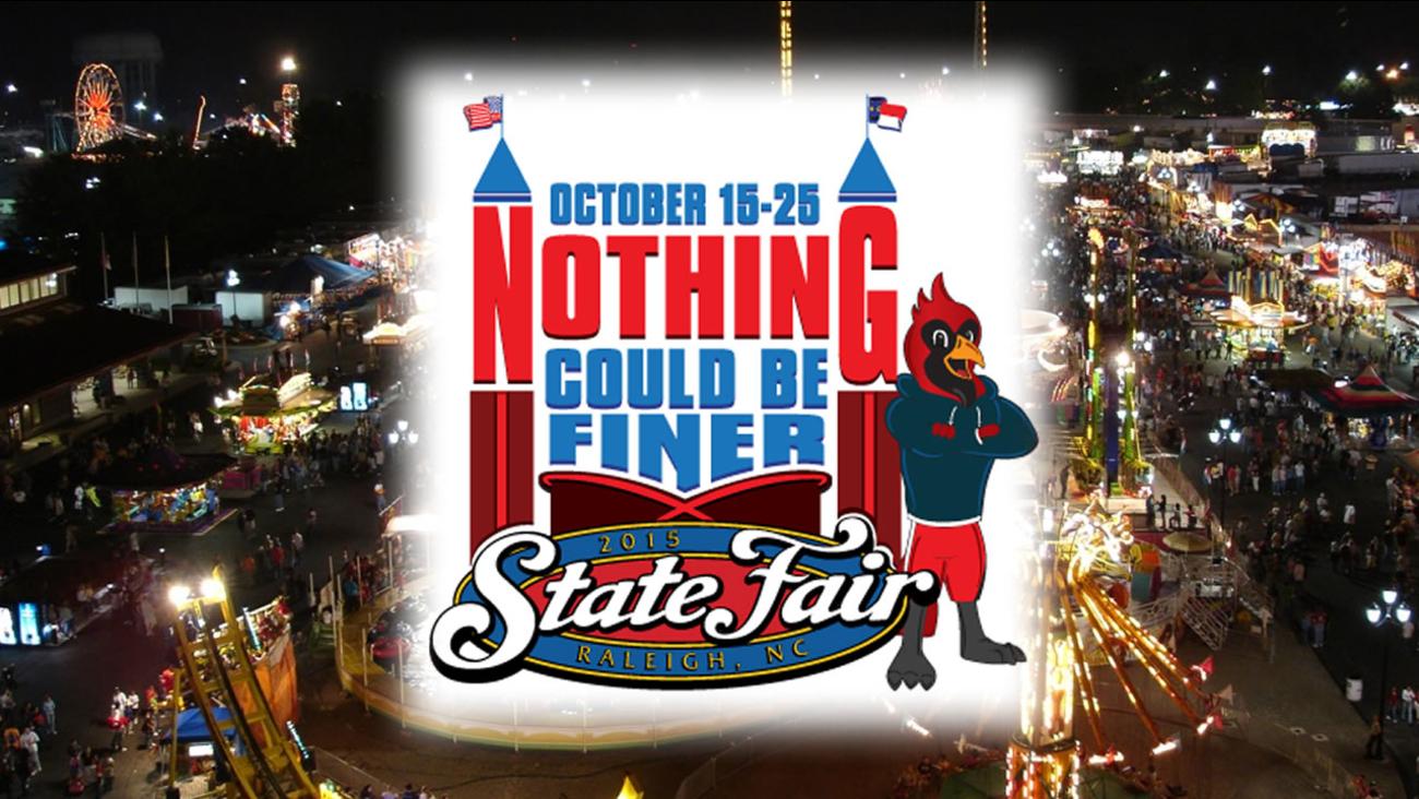 North Carolina State Fair 2015