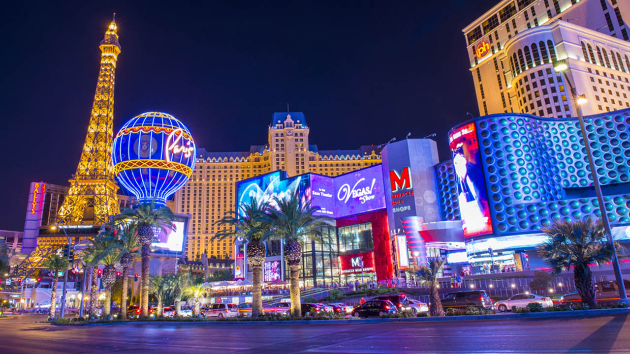 What is the time in las vegas