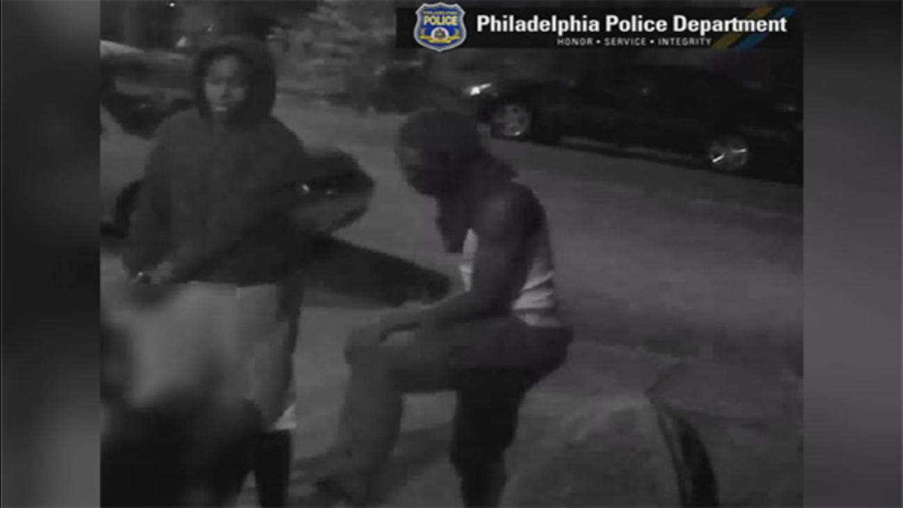 Suspects sought in Southwest Philadelphia armed robbery