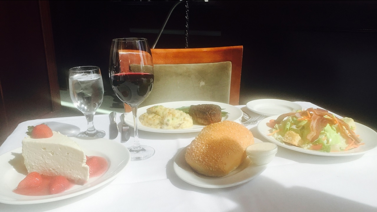 A $45 Houston Restaurant Weeks dinner at Del Frisco's Double Eagle Steakhouse.