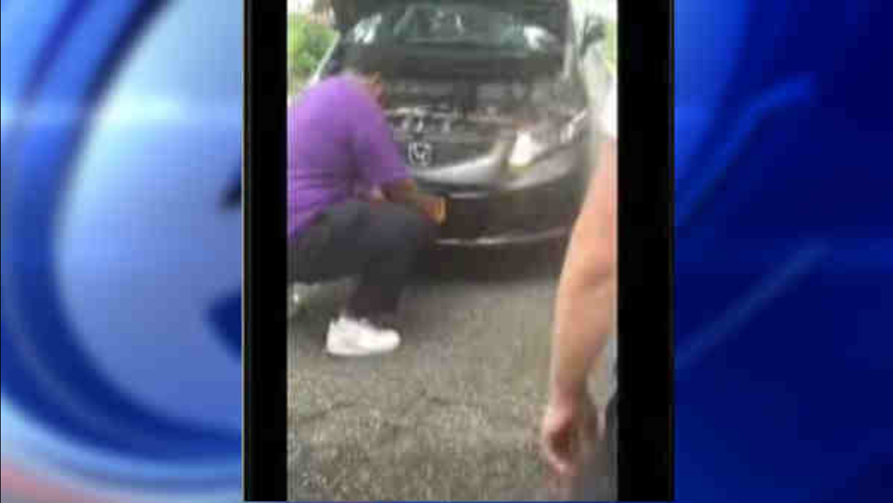 Two suspects steal car during test drive, sell it on