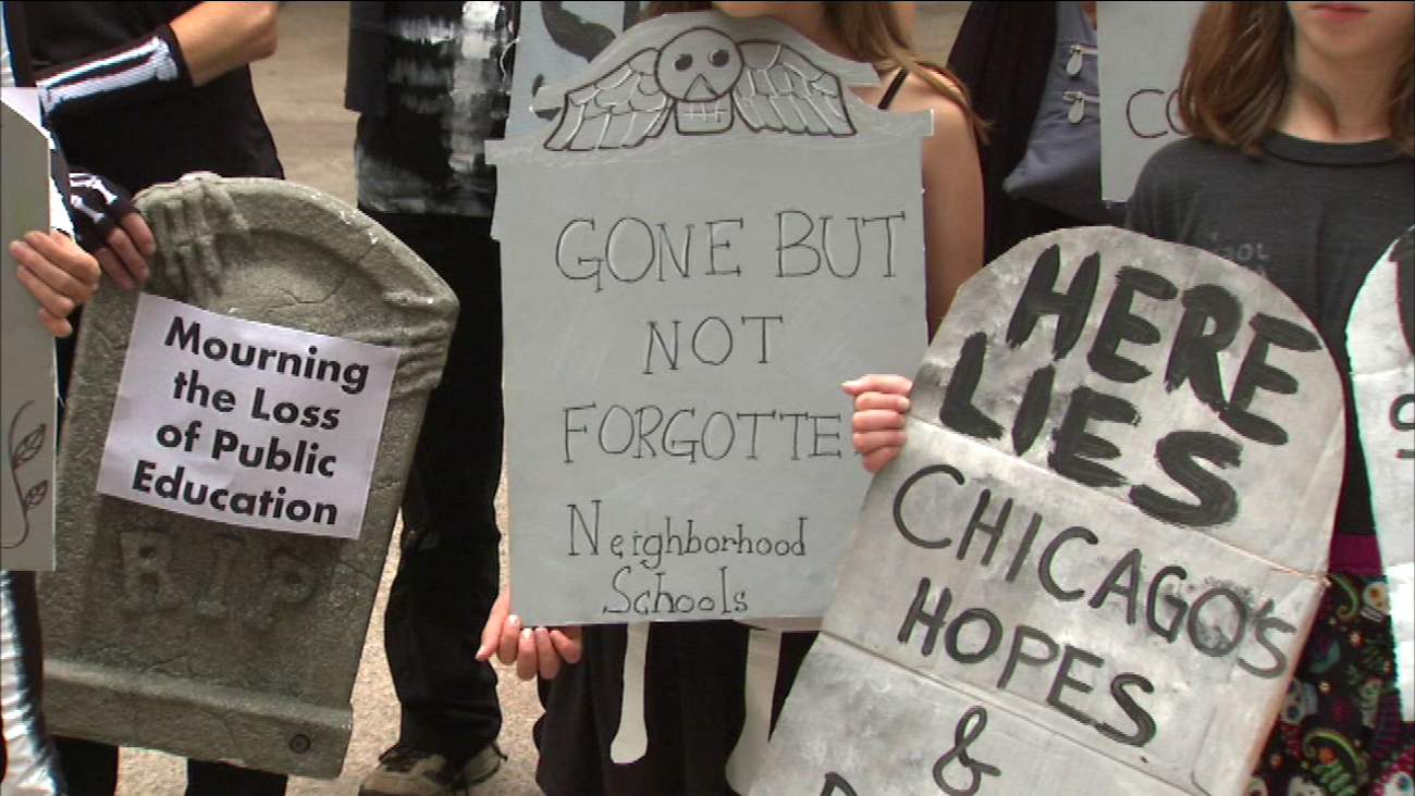 cps protests