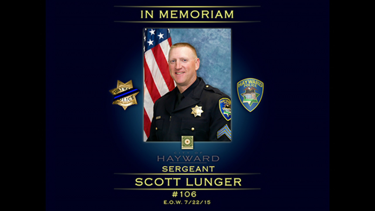 "<div class=""meta image-caption""><div class=""origin-logo origin-image none""><span>none</span></div><span class=""caption-text"">Remembering Sergeant Scott Lunger at his memorial at Oracle Arena in Oakland, Calif. on Thursday, July 30, 2015. (KGO-TV)</span></div>"