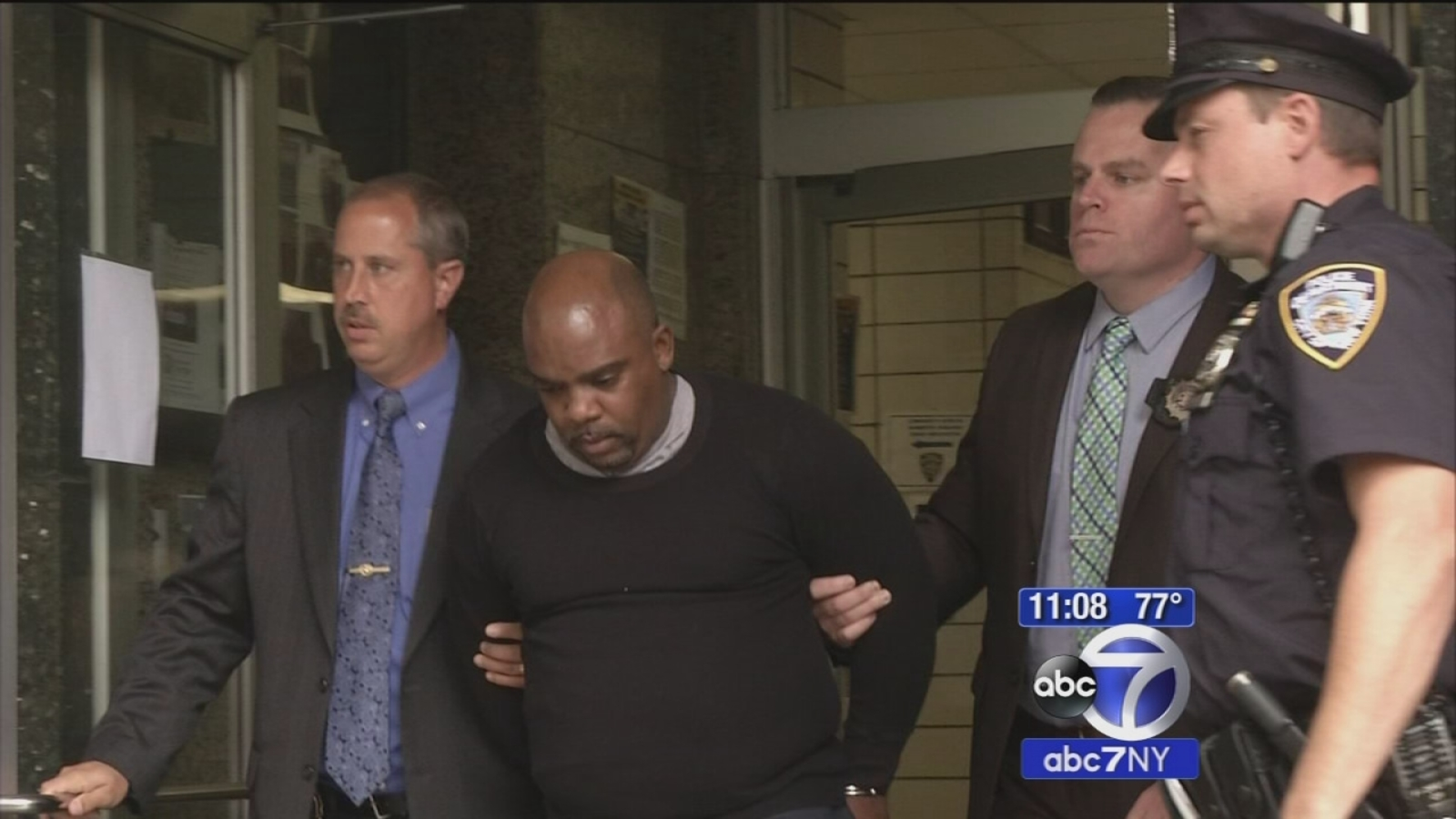 MTA train operator arrested in connection with hit-and-run