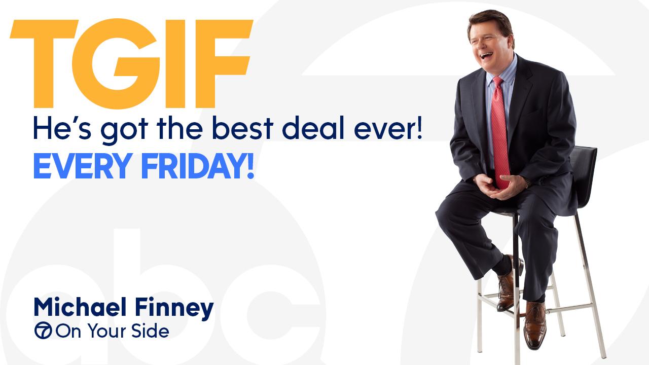 Finney's Friday Free Stuff