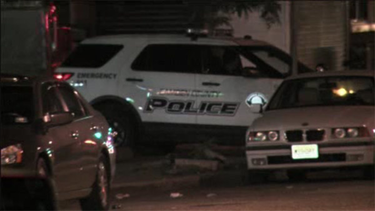Man seriously wounded in Camden shooting
