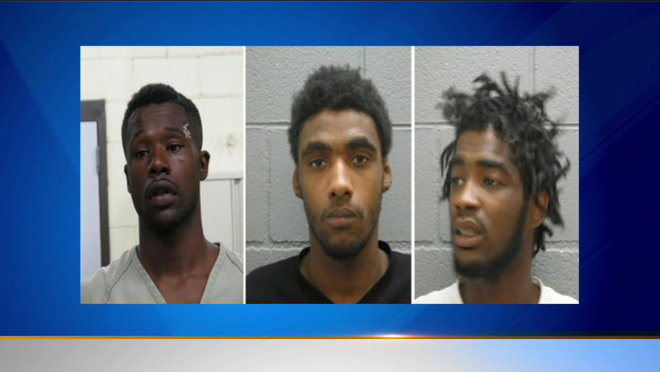 armed robberies