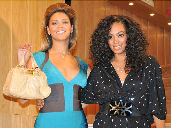 "<div class=""meta image-caption""><div class=""origin-logo origin-image none""><span>none</span></div><span class=""caption-text"">In honor of National Sister's Day today, check out some celebrities and their sisters; Beyonce and her sister Solange Knowles (Photo/Katsumi Kasahara)</span></div>"