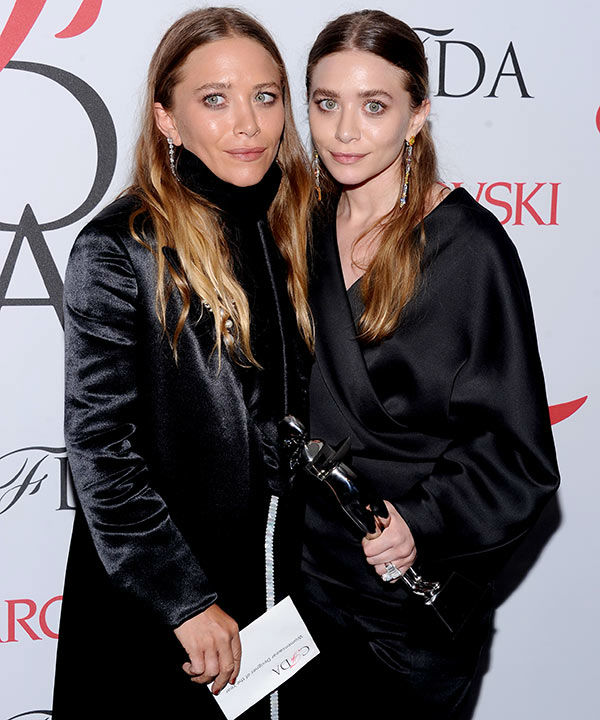 "<div class=""meta image-caption""><div class=""origin-logo origin-image none""><span>none</span></div><span class=""caption-text"">In honor of National Sister's Day today, check out some celebrities and their sisters; Mary-Kate Olsen and Ashley Olsen (Photo/Charles Sykes)</span></div>"