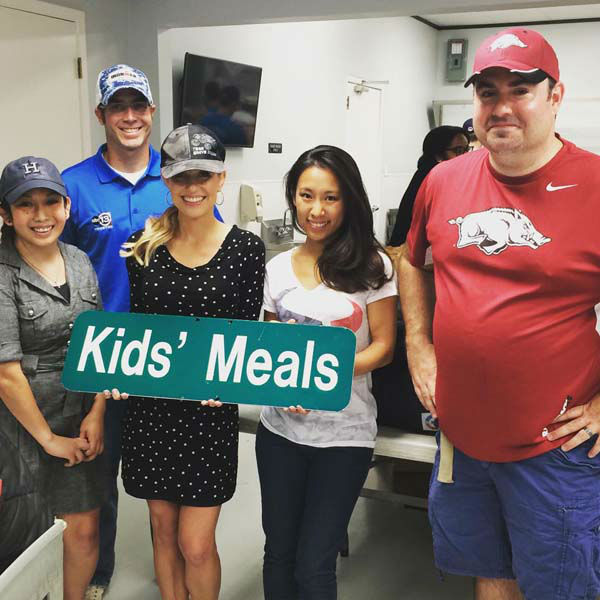 """<div class=""""meta image-caption""""><div class=""""origin-logo origin-image none""""><span>none</span></div><span class=""""caption-text"""">Some of the morning show producers volunteered at Kids Meals together (KTRK Photo)</span></div>"""