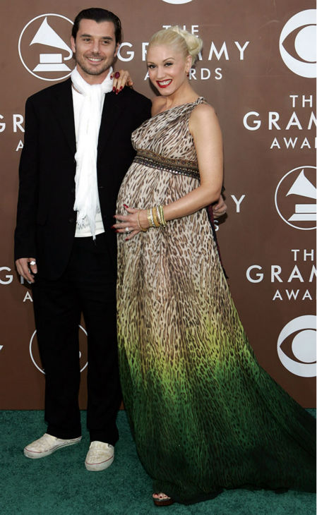 "<div class=""meta image-caption""><div class=""origin-logo origin-image none""><span>none</span></div><span class=""caption-text"">Gwen Stefani and her husband Gavin Rossdale arrive for the 48th Annual Grammy Awards on Wednesday, Feb. 8, 2006, at the Staples Center in Los Angeles. (AP Photo/CHRIS CARLSON)</span></div>"